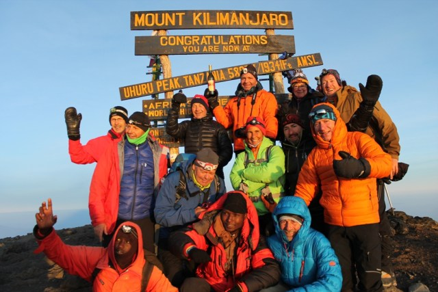 KILIMANJARO JOINING GROUP CLIMB IN SEPT TO DEC 2020