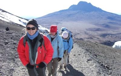 MOUNT KILIMANJARO RONGAI ROUTE 7 DAYS TREKKING