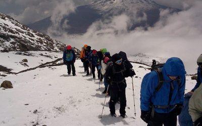 Mount Kilimanjaro Trekking – Lemosho Route – 8 Days