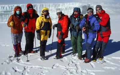 Mount Kilimanjaro Trekking – Marangu Route – 6 Days
