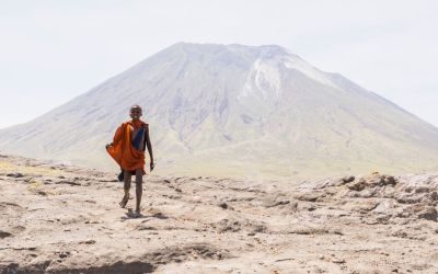 Oldonyo Lengai Mountain Climbing and Lake Natron