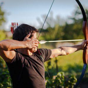 non-velcro-archery