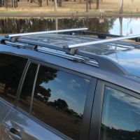 Toyota LandCruiser Prado 120 Series Roof Rack Rail and ...