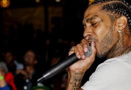 Nipsey Husslelta uusi musavideo 'Last Time That I Checc'd'