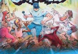 Queens-räppäri Truth julkaisemassa uutta albumia 'The Fight For Survival' – kuuntele maistiainen 'Extreme Measures'