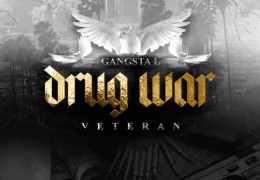Pasadena-räppäri Gangsta L julkaisi uuden albumin 'Drug War Veteran' – kuuntele ilmaiseksi!