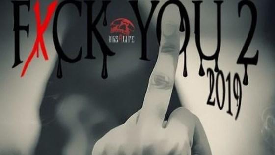 Scratch LDP julkaisi uuden biisin 'F*ck You' – mukana Kappone!