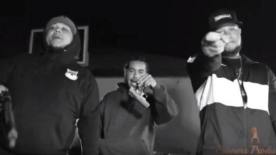 InglewoodBP pisti ulos uuden musavideon 'Pistols' – mukana FatRob ja J6!