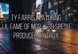Detroit-räppäri Ty Farris pisti ulos uuden musavideon 'Came A Long Way' – mukana 38 Spesh ja Lil Fame (of M.O.P.)