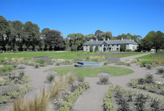 A garden party will take place at Killarney House and Gardens