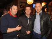 Tim O'Sullivan, Maurice O'Donoghue and Timmy Clifford