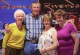 Joan O'Sullivan, Hugh O'Donoghue, Norrie O'Neill and Sheila O'Donoghue