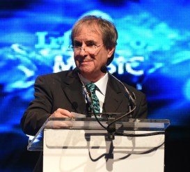 Chris de Burgh hotographed at the inaugural Irish Post Music Awards n the INEC