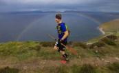 Stephen Davies on Drung Hill, Mountain Stage