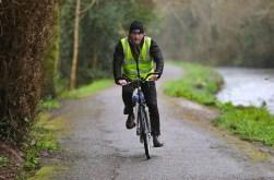 Alan Ryan, Director, Hardman Ireland, staying ahead of competing athletes