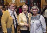Beth Darke, Annette Walsh and Dale Hamlyn