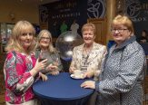 Michelle Kerins, Rose O'Callaghan, Helena McElligott and Geraldine Murphy