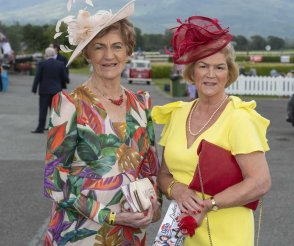 Eileen O'Callaghan and Ita Looney