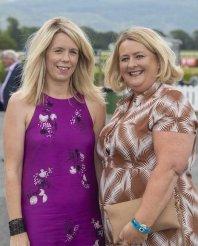 Jemma Kelliher and Caroline Counihan