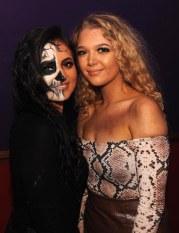 Katie Healy and Saoirse McGough