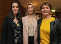 Caitriona Doolan, Gemma Ring-O'Donoghue, Plaza Hotel and Spa Director and Kathleen Pyne