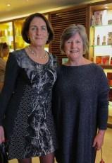Miriam Galvin and Mona Looney