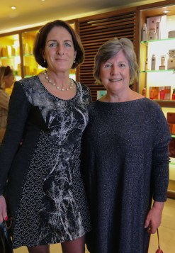 Miriam Galvin and Mona Looney