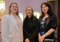 Angela Ring O'Donoghue, Lisa Geaney and Annmarie Murphy
