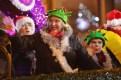 Happy Christmas: Eibhlín Moriarty Henggeler on the Rose Hotel float
