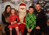 Rosemarie and Ricky Harris with children Alesha and Scott Harris