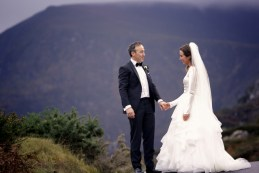 Here's to the rest of our lives together: Orla and Shane on their special day