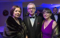 Kerry County Council Chief Executive Moira Murrell, Colin Lacey and Mary Rose Stafford