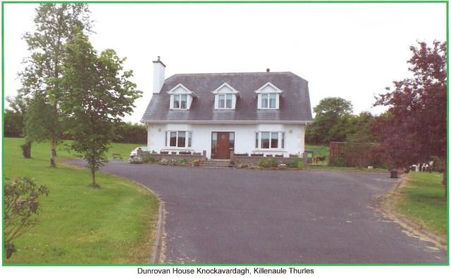 Dunrovan House