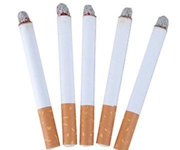 The Origin and Development of Cigarettes