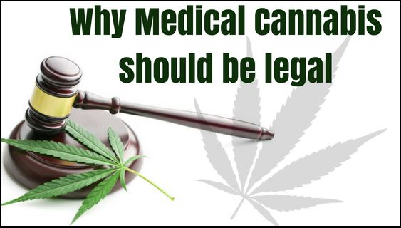 Why Medical Cannabis should be Legal