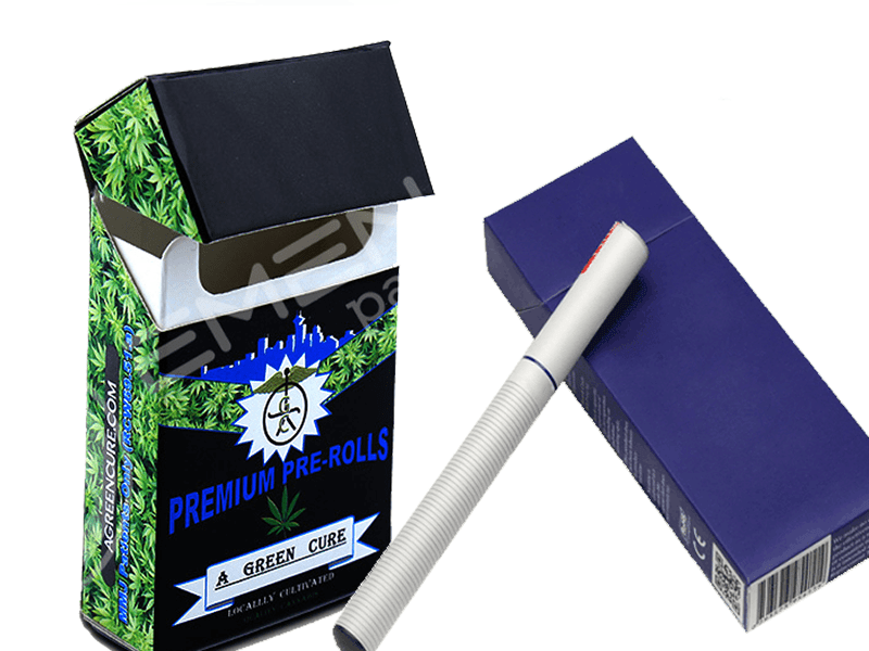 Printing Custom Cigarette Boxes