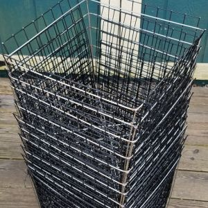 topless crab traps unrigged