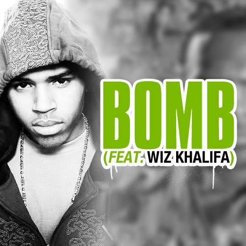 chris brown bomb lyrics