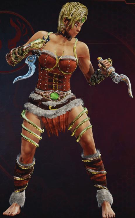 Mayas Killer Instinct Xbox One Retro Costumes Revealed