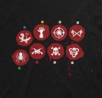 KI Arcade Buttons T-Shirt