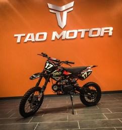 taotao db17 125cc black  [ 4032 x 3024 Pixel ]