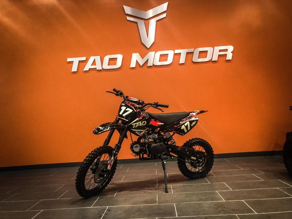 medium resolution of taotao db17 125cc black
