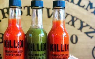 Making It: The Flavorful Fermentation Behind Killik Hot Sauceideastream