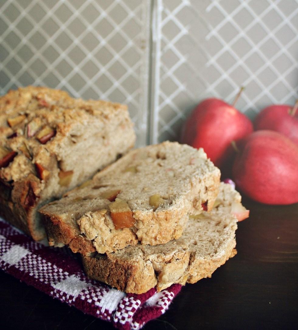 cinnful apple bread 4