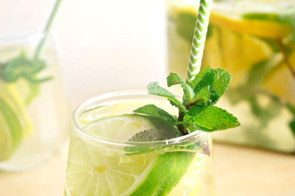 minty lime sangria 2