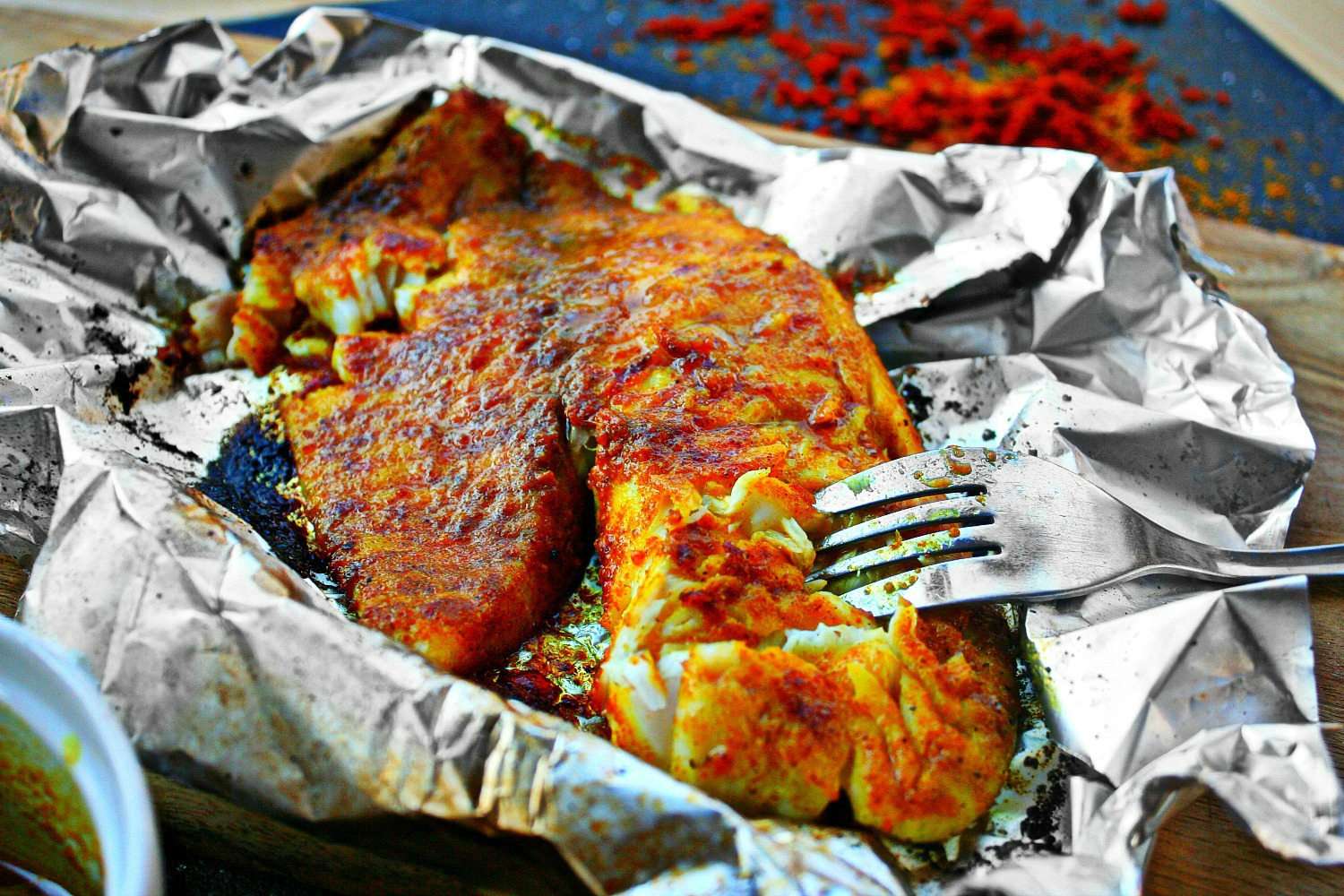 how to cook basa fillets with thyme