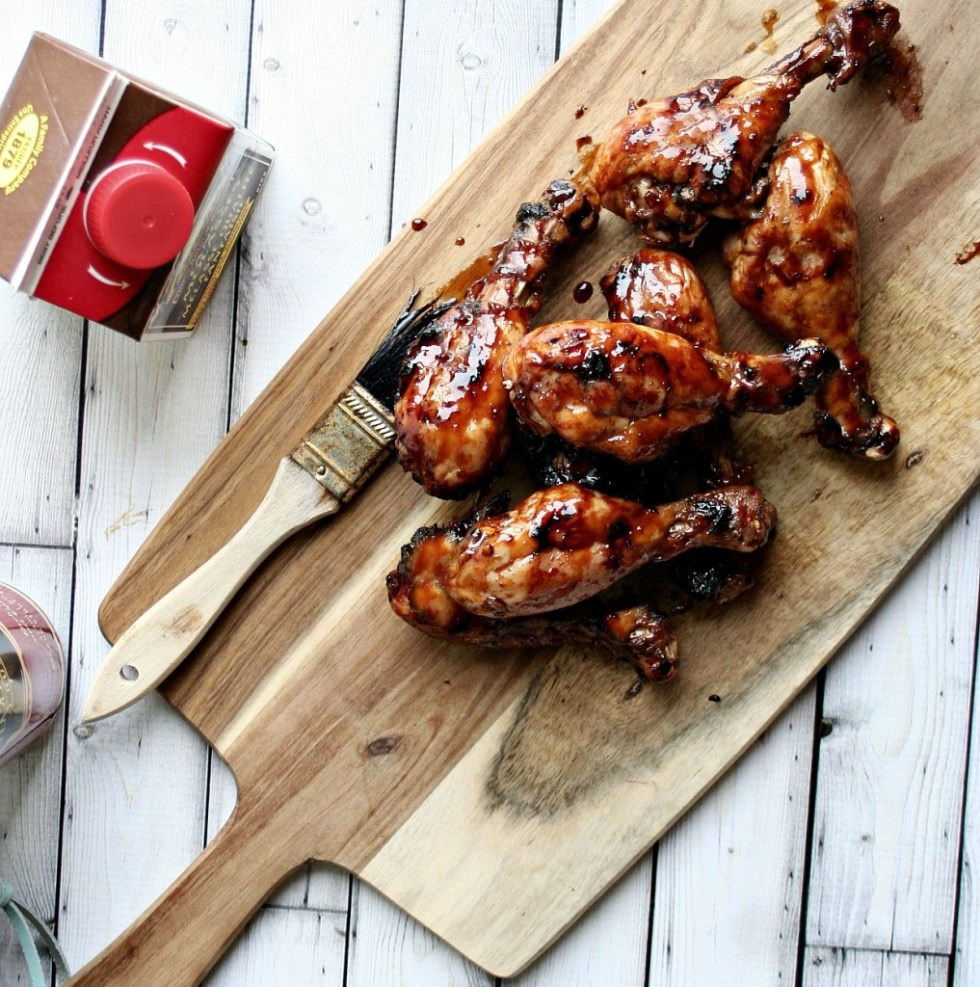 Molasses and Malt Beer Chicken