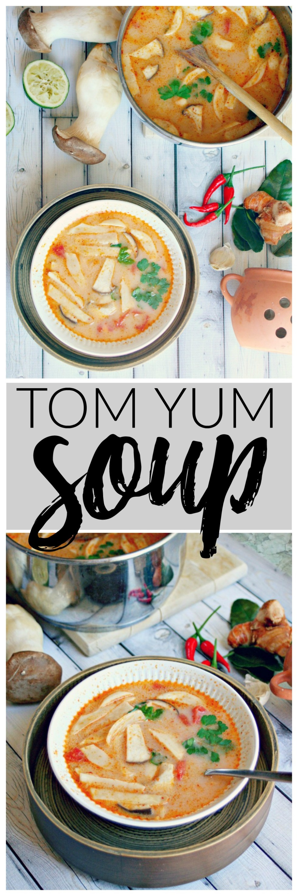 Tom Yum Soup | Killing Thyme