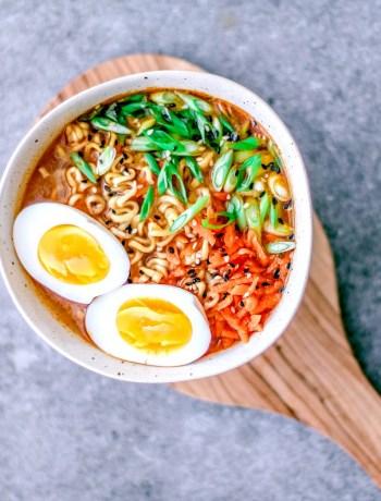 Easy Homemade Ramen Bowls | Killing Thyme