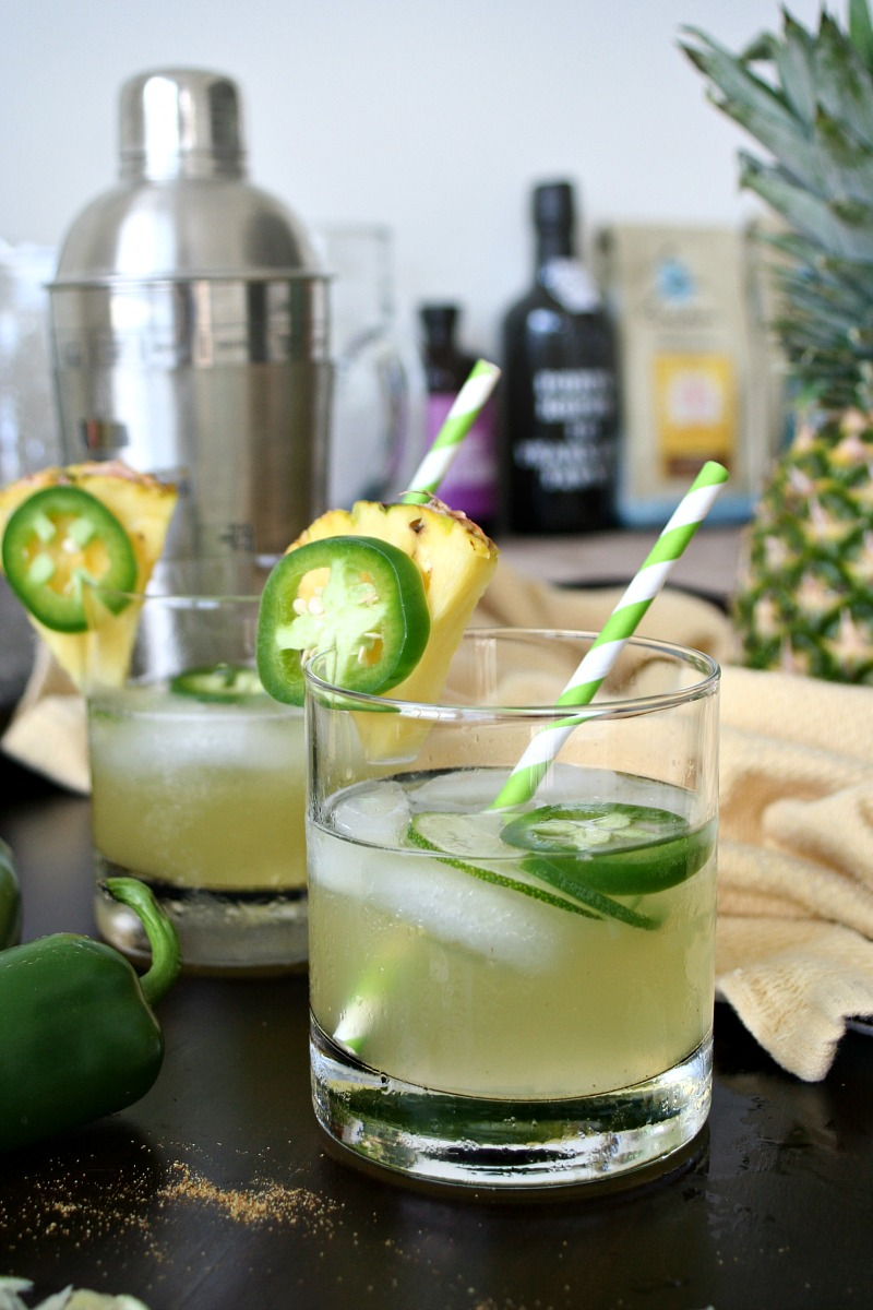 Pineapple Pepper Punch